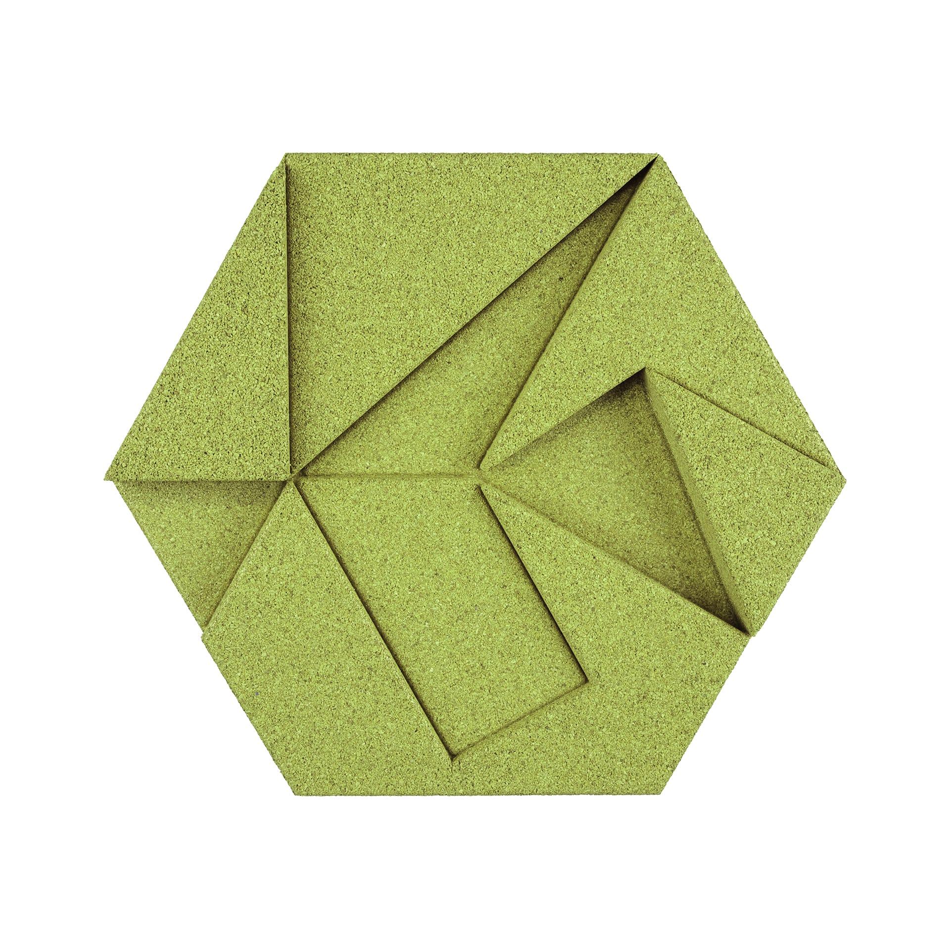 hexagon olive