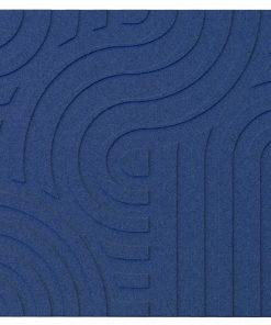 wandpaneele corkin waves blue