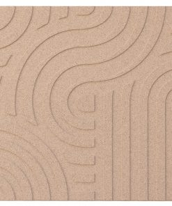 wandpaneele corkin waves ivory