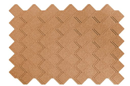 korkplatten step natural