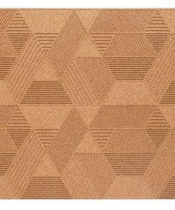 wandpaneele geometric natural