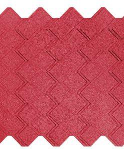 korkplatten step red