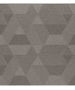 wandpaneele geometric taupe