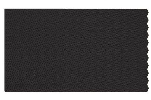 wandpaneele zigzag black