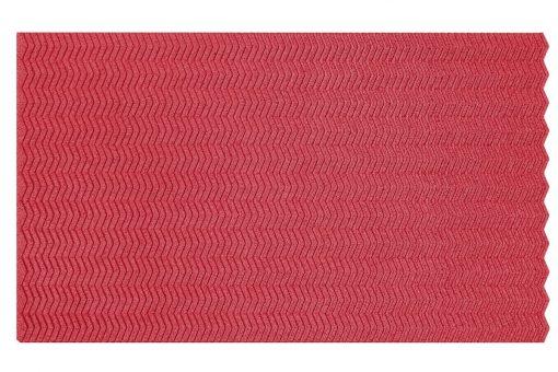 wandpaneele muratto zigzag red